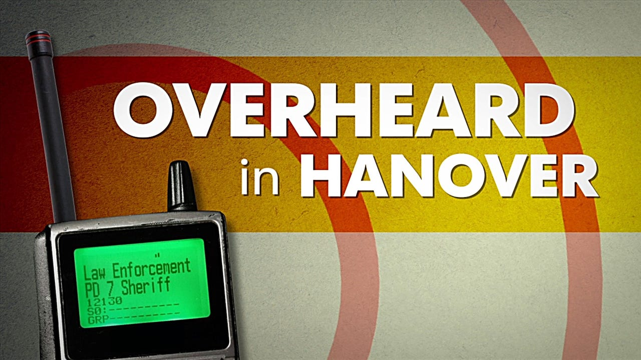 Watch: Overheard in Hanover: Naked man and groundhogs