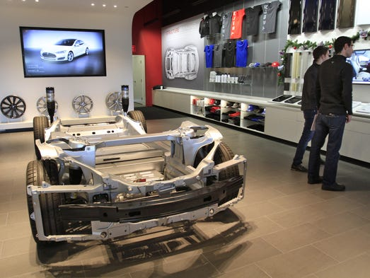 Tesla wants to open a service center in indianapolis for Electric motor repair indianapolis