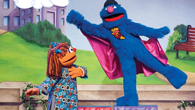 Sesame Street Live: 'Make a New Friend' features familiar faces like Grover; and new ones like Chamki, Grover's friend from India.