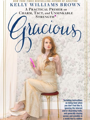 """Former Statesman Journal columnist Kelly Williams Brown will talk about her latest book, """"Gracious,"""" 7 to 8:30 p.m. Saturday, April 15, at The Governor's Cup Coffee Roasters."""