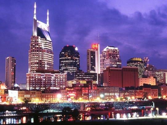 XXX Nashville-Skyline