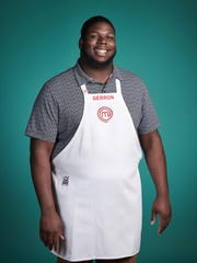 """MasterChef"" contestant Gerron Hurt"
