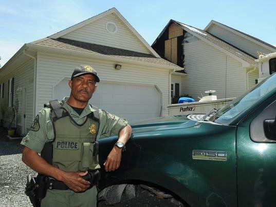 Maryland Natural Resources Police Reserve Officer 82