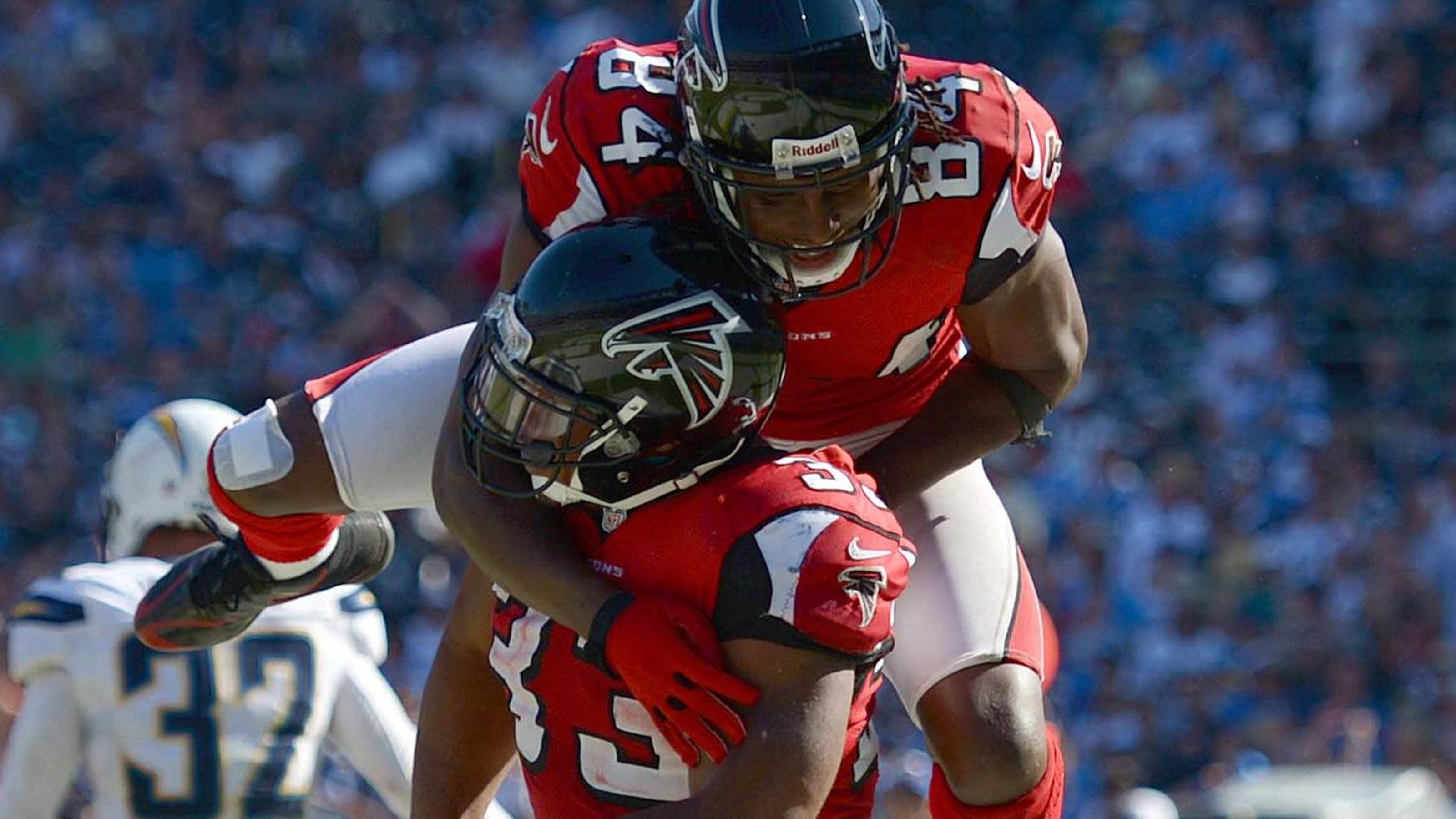 Best Team In Nfl Just Might Be The Falcons