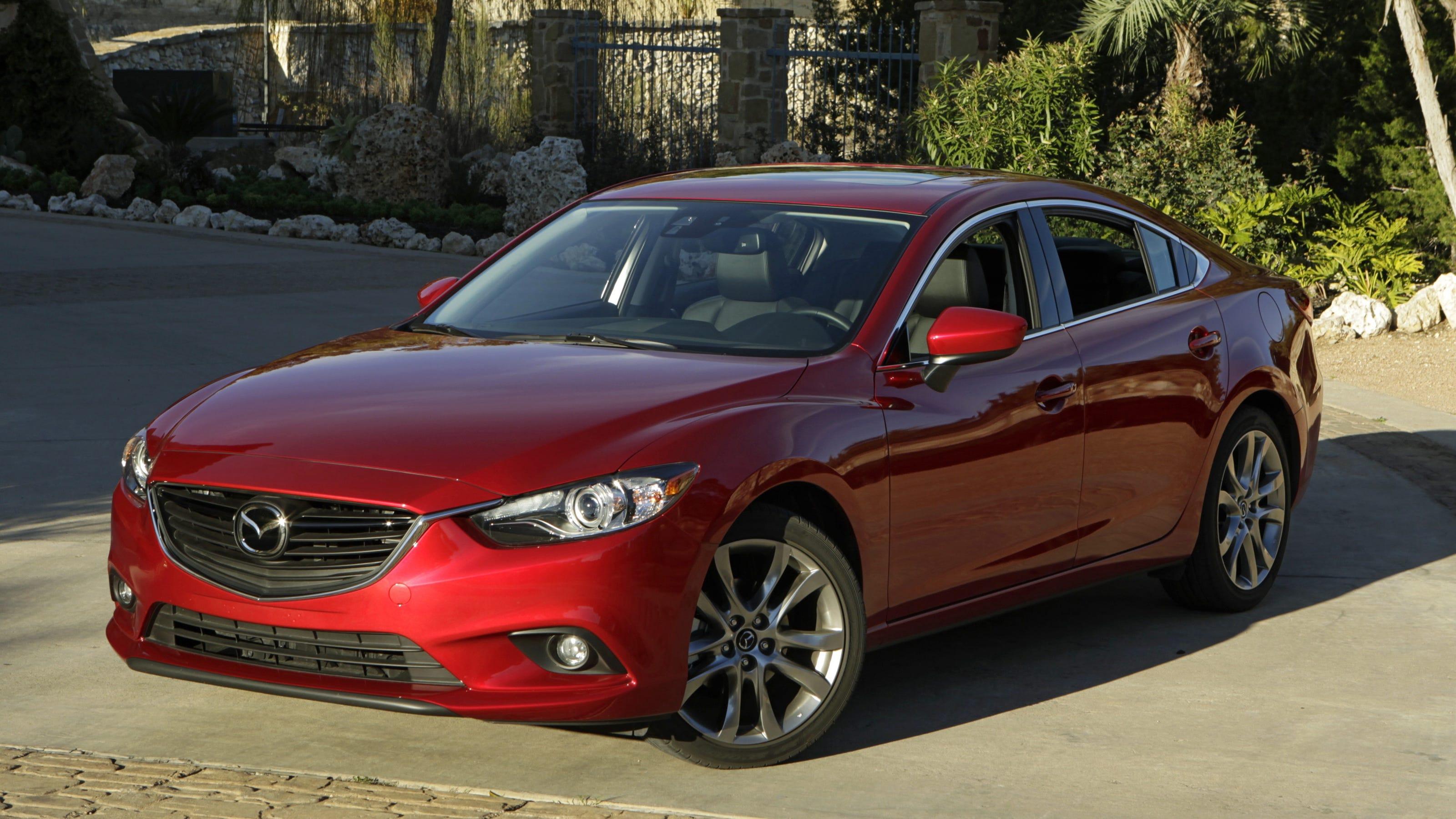 2014 Mazda Mazda6 Weather Tech Autos Post
