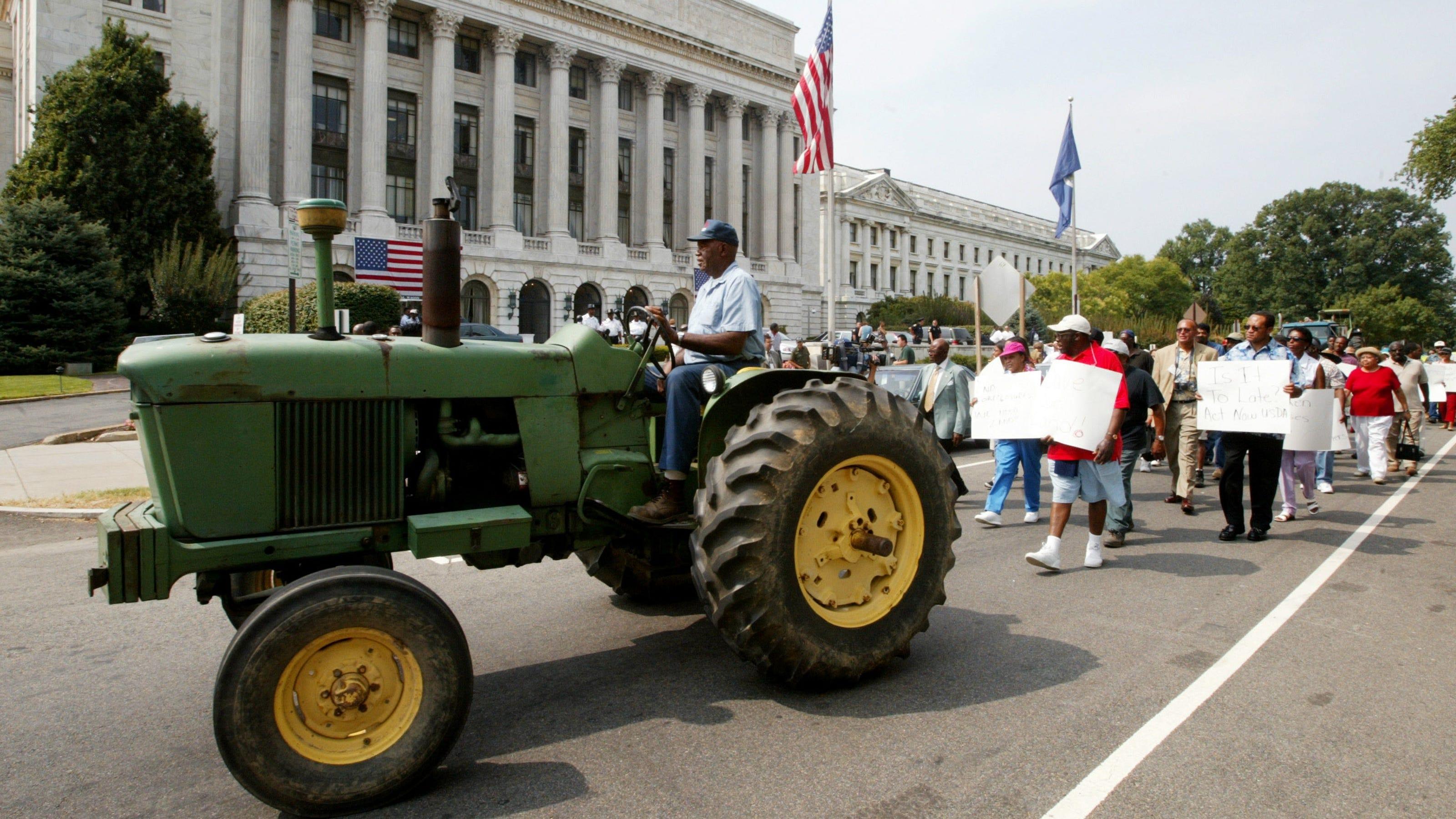 Black Farmers Settlement Update September 2013 | LONG HAIRSTYLES