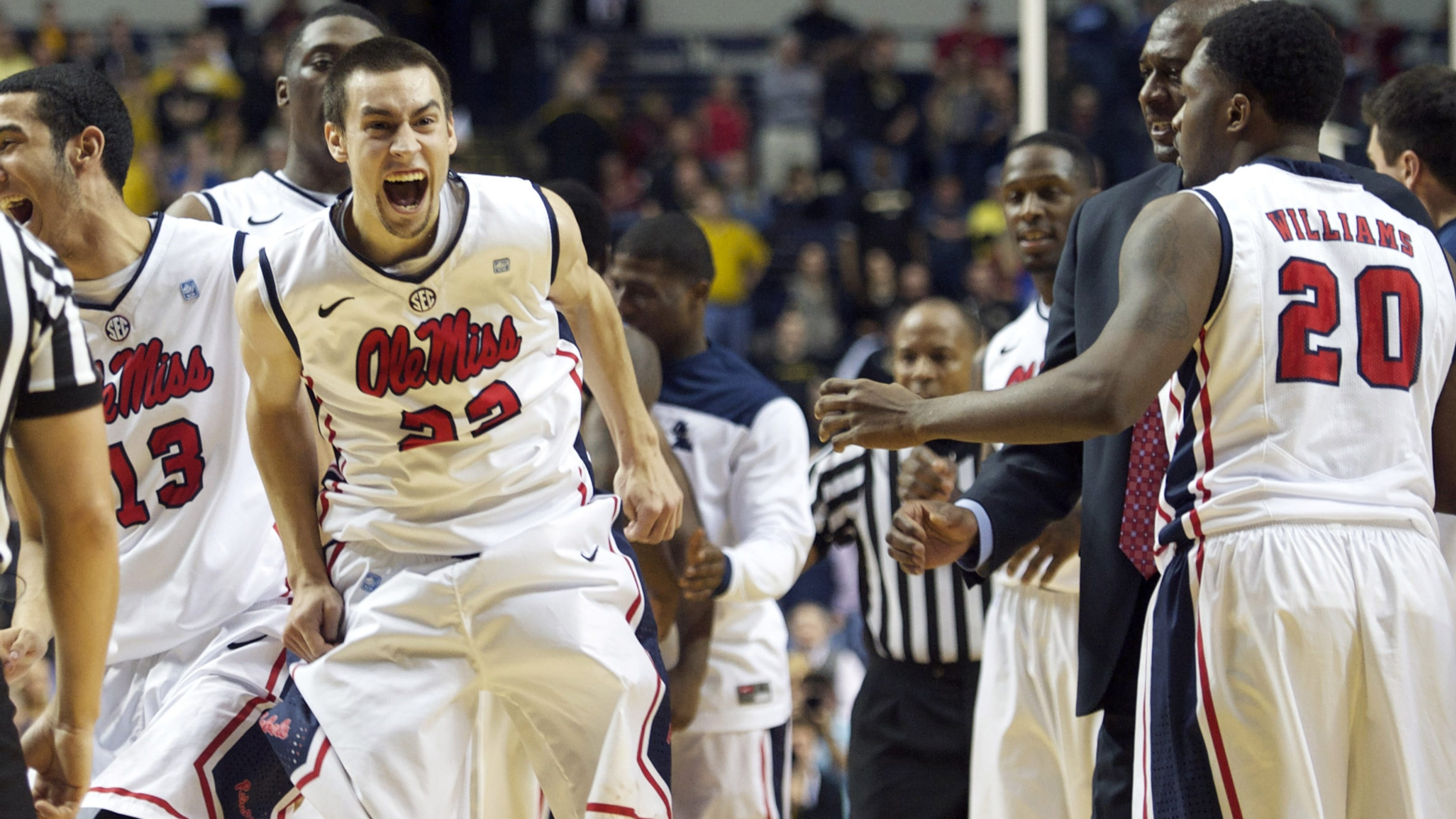 Should Ole Miss get into the NCAA tournament? Just ask ...