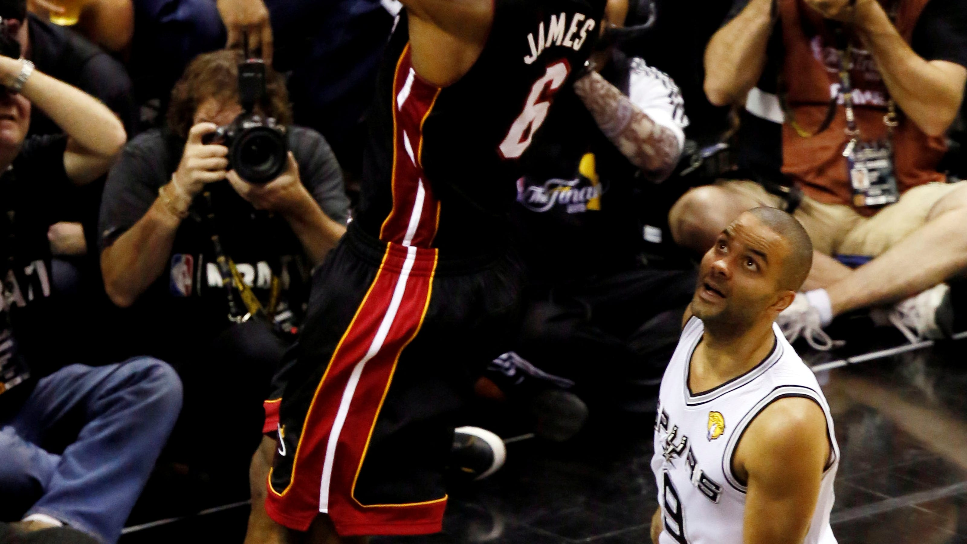 NBA Finals' 2-3-2 format not an issue with players