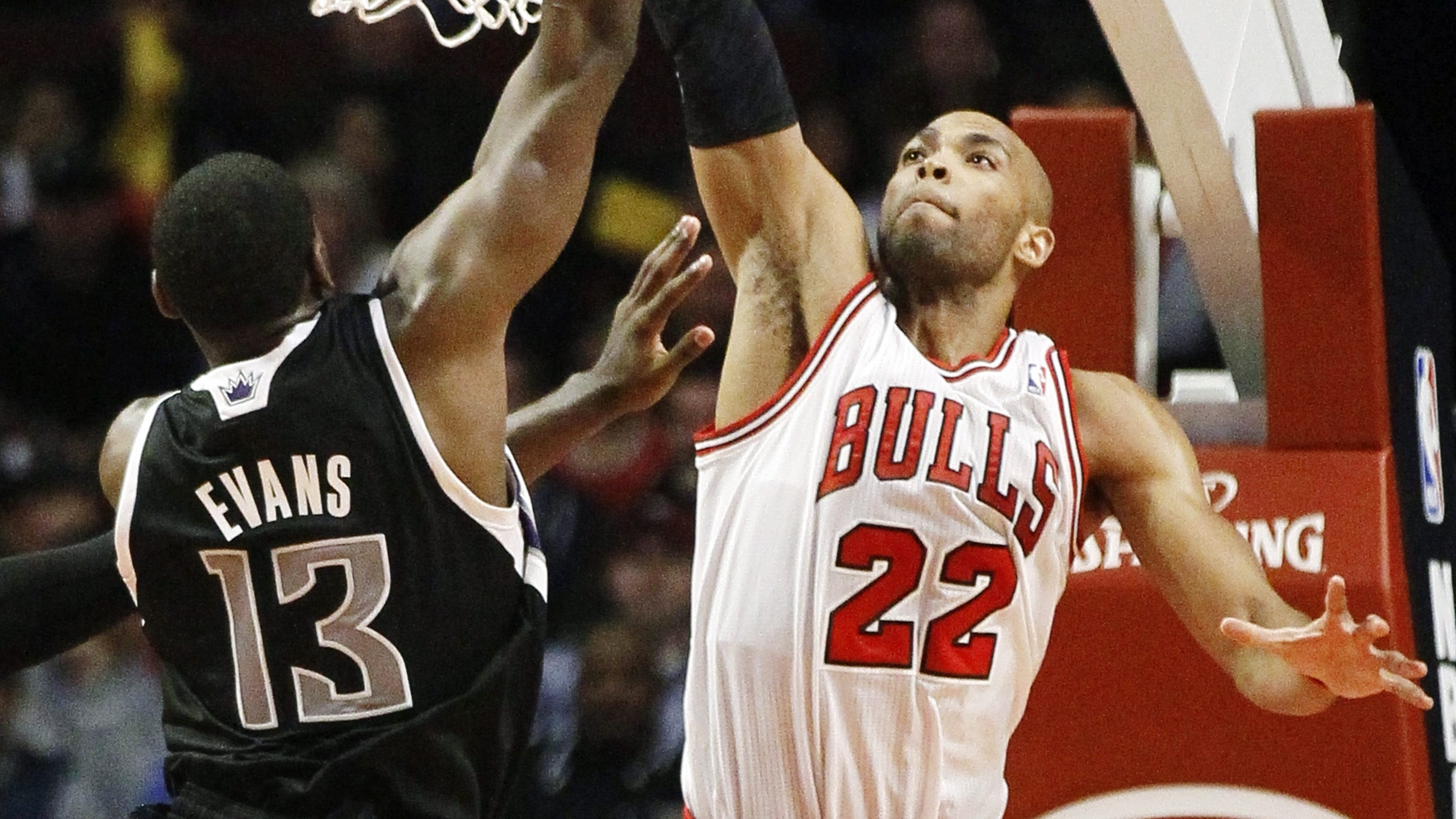 Taj Gibson, Chicago Bulls agree to contract extension