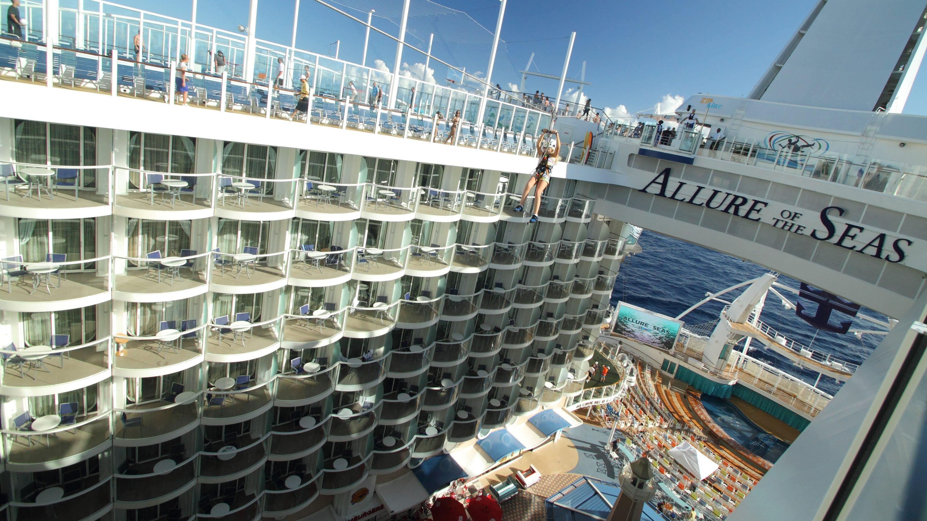 Royal Caribbean Orders Third Oasisclass Ship