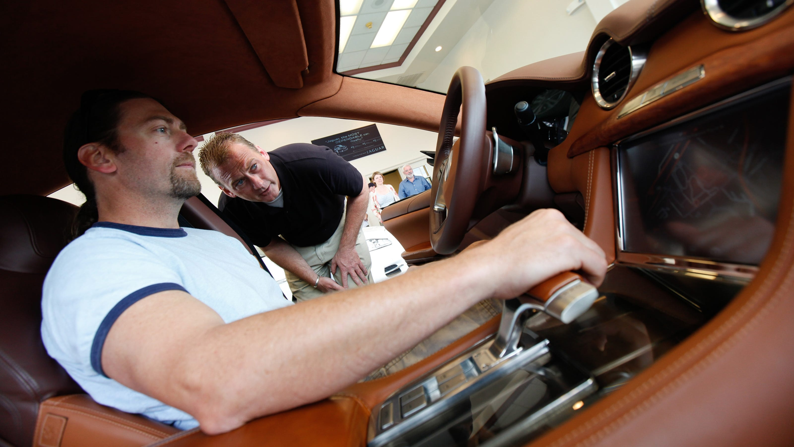 Eco Eager Automakers Hype Sustainable Wood In Cars