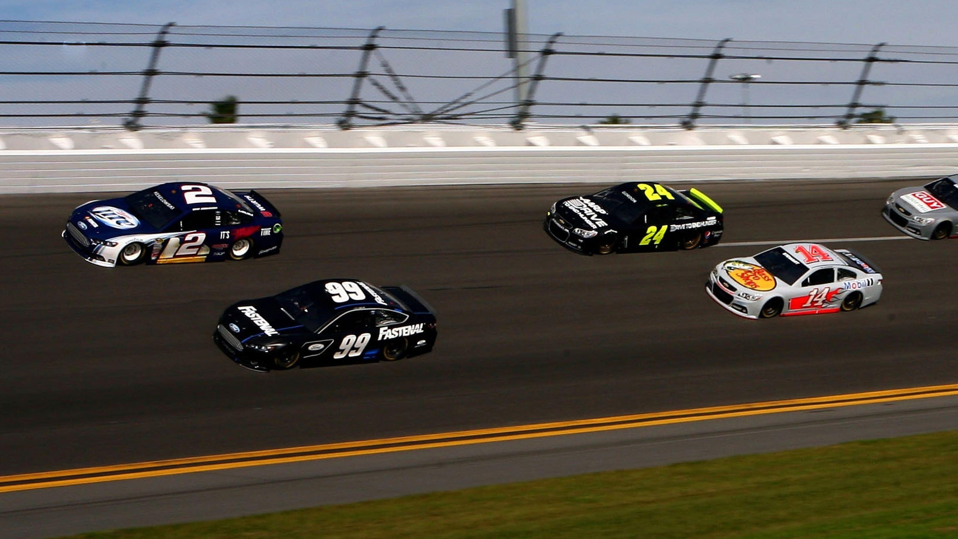 Past, Future Converge In NASCAR's New Gen 6 Car