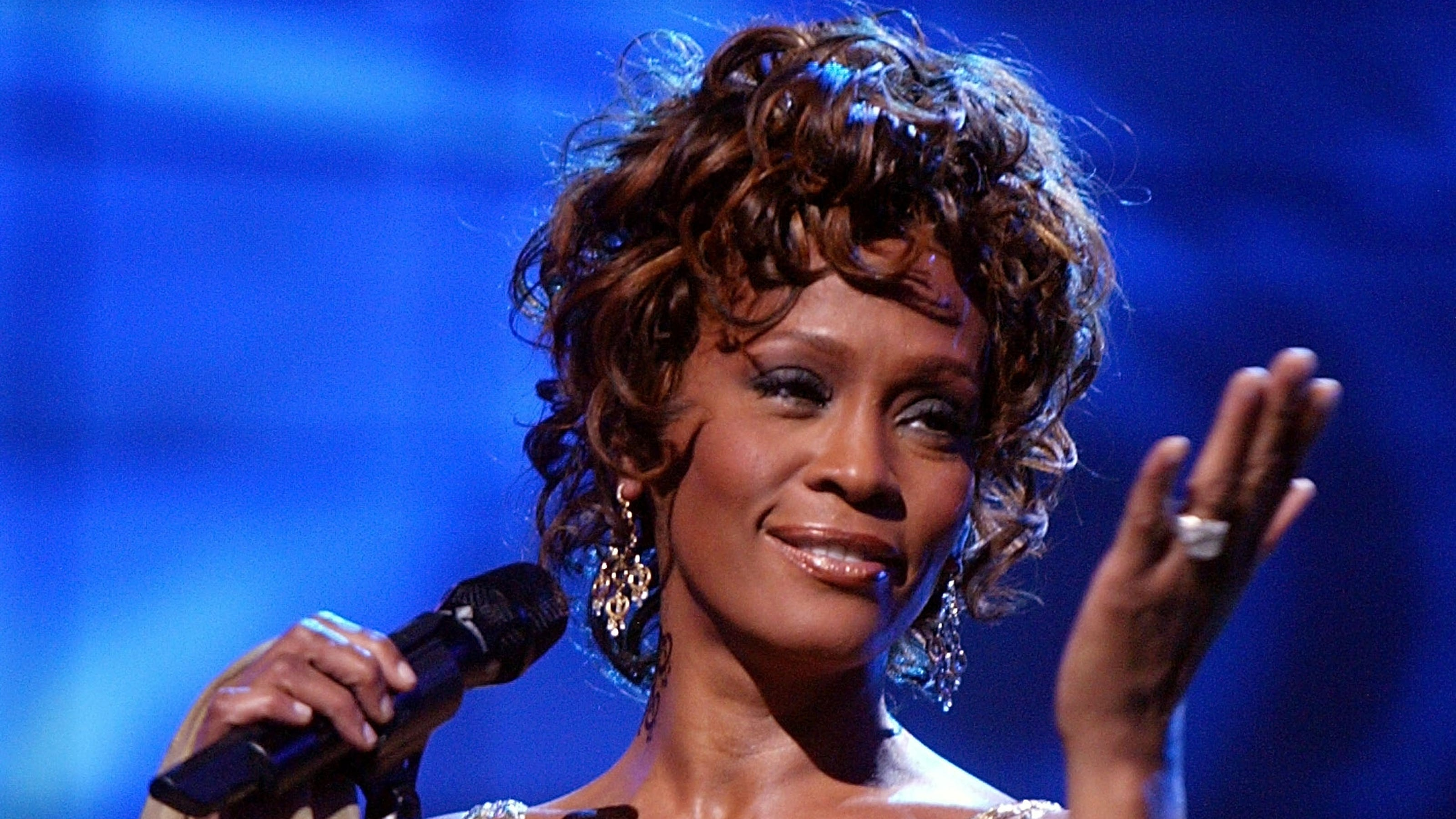 Whitney Houston's FBI files released