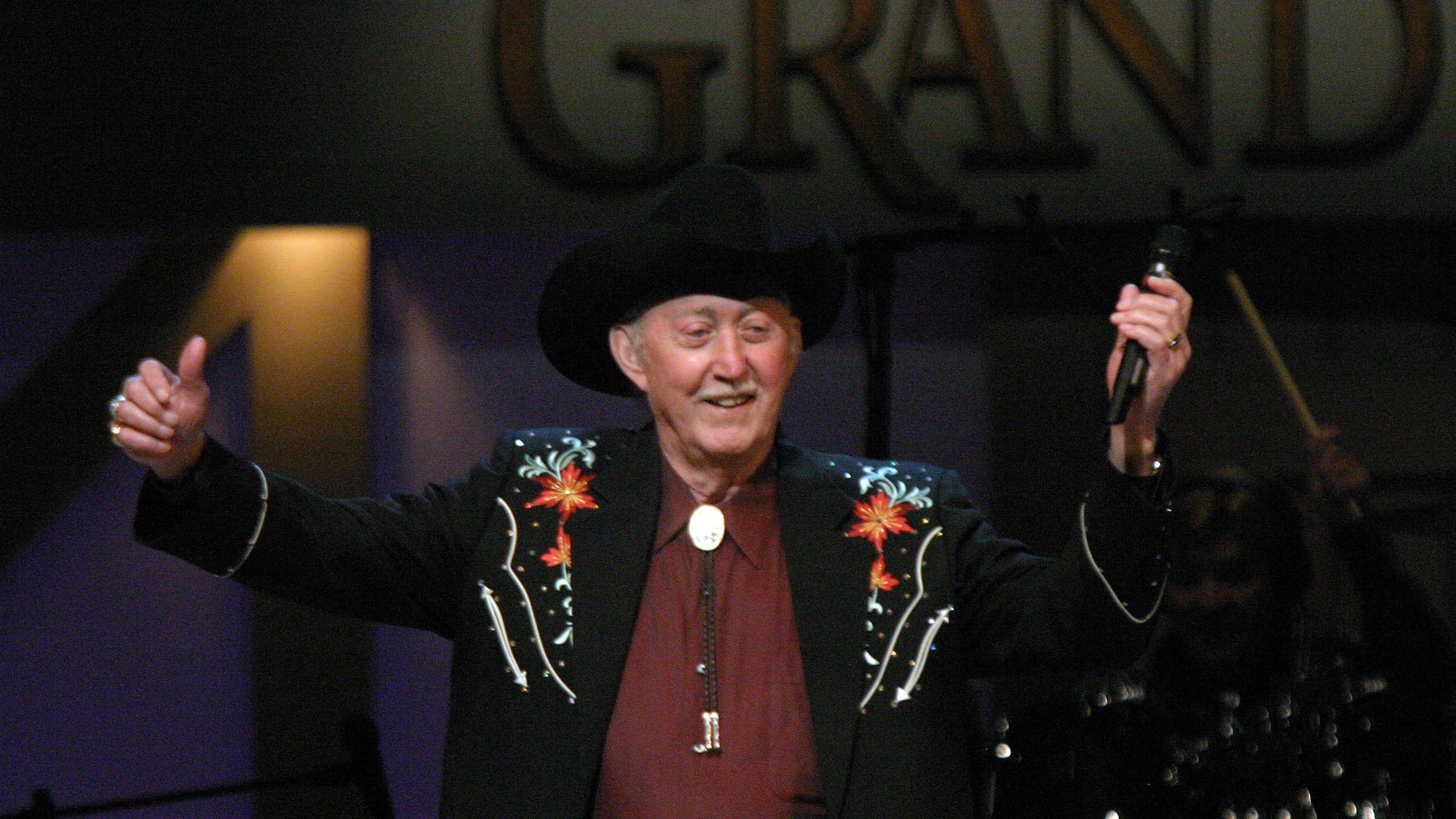 Country Singer Jack Greene Dies