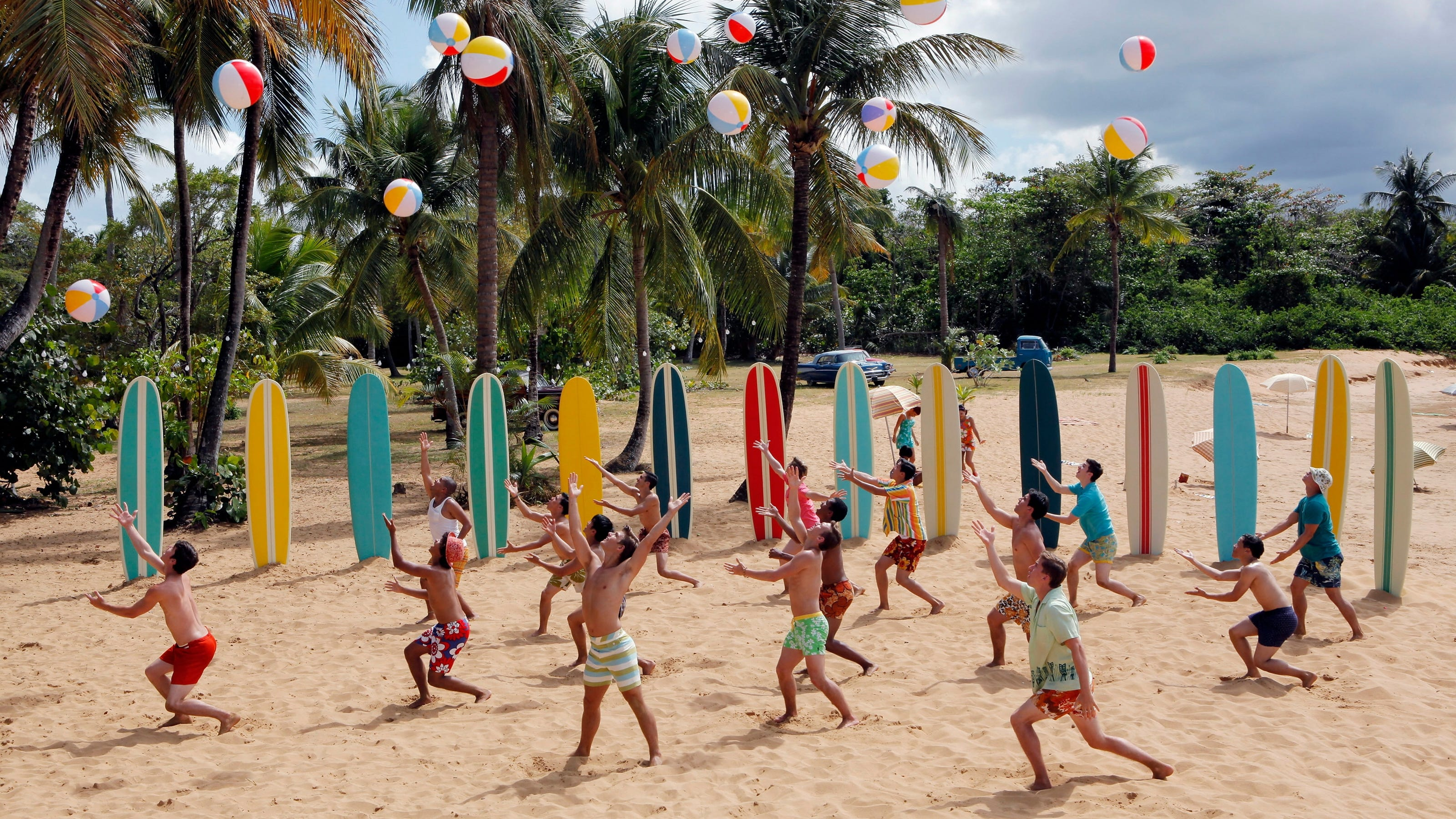 Disney's 'Teen Beach Movie' Rides Ratings Wave