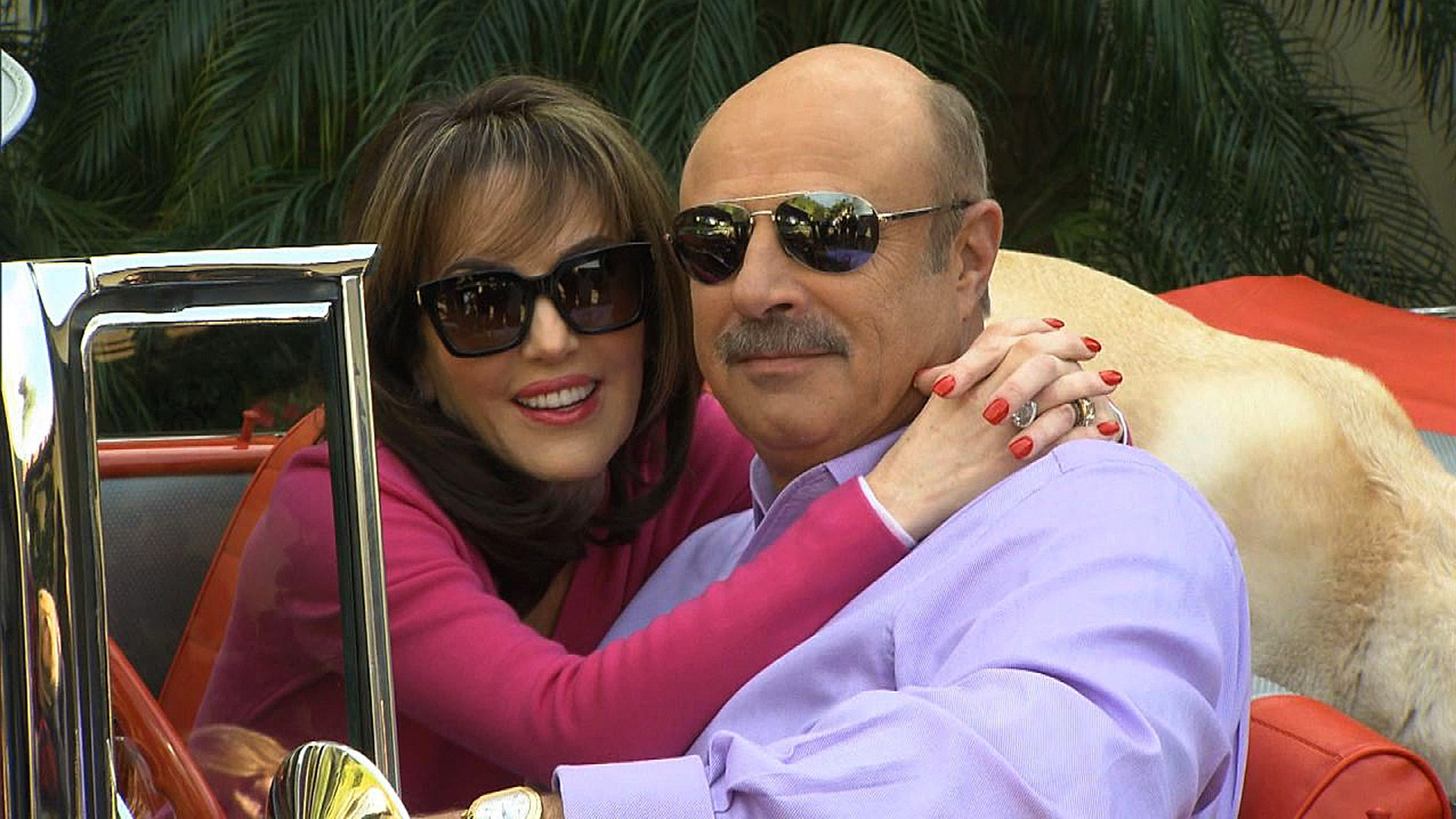 Usa Weekend Dr Phil And Robin Valentine S Video