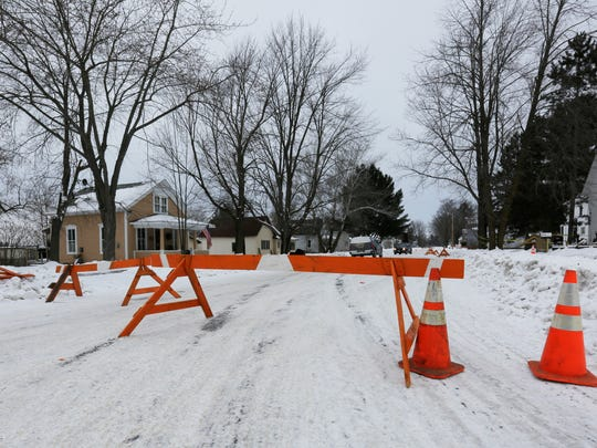 Merrill police have blocked off the road between the intersection of Chippewa Street and Wisconsin Street; and the intersection of West Fourth Street and Wisconsin Street.