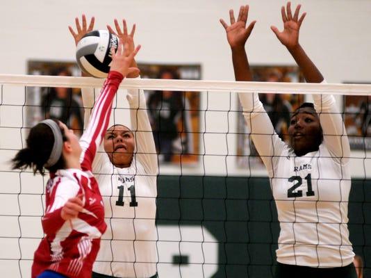 MNJ Madison's Ryenn Kitts volleyball feature