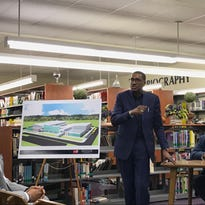 Neighbors support new MLK Jr. school but not the location