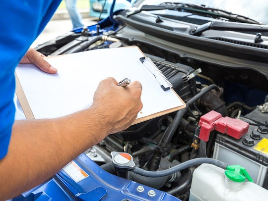 Paying for regular maintenance on your car is likely