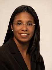 Shawnta Friday-Stroud, interim VP for university advancement at Florida A&M University