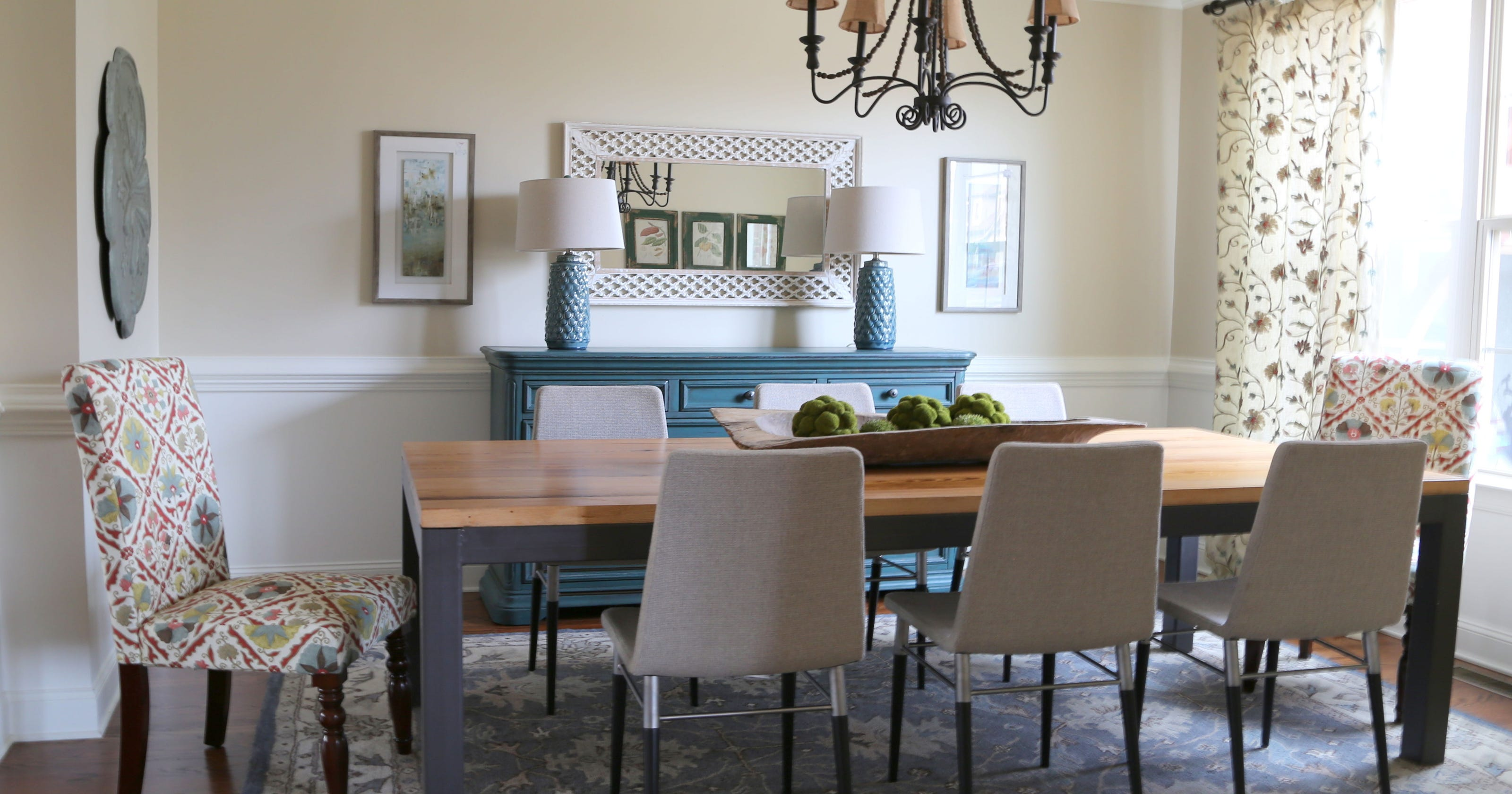 Say goodbye to the formal dining room
