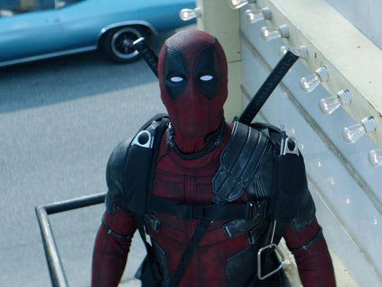 "Ryan Reynolds takes no prisoners as the ""Merc with"