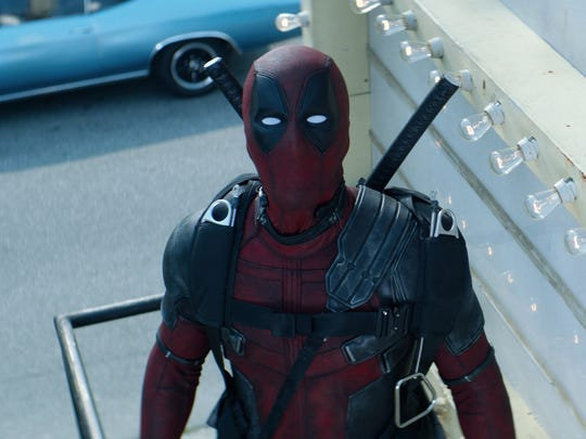 """Ryan Reynolds takes no prisoners as the """"Merc with"""
