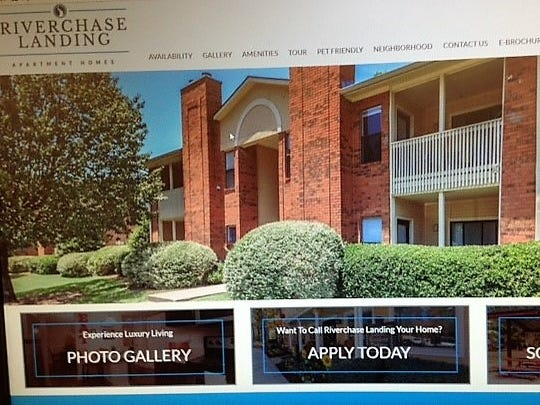 A court agreement allows the sale of the Riverchase Landing apartments in Hoover, Ala., pictured on the complex's website. The apartments are at the heart of a fraud lawsuit filed against El Paso businessman Russ Vandenburg and others involved in his TVO companies.