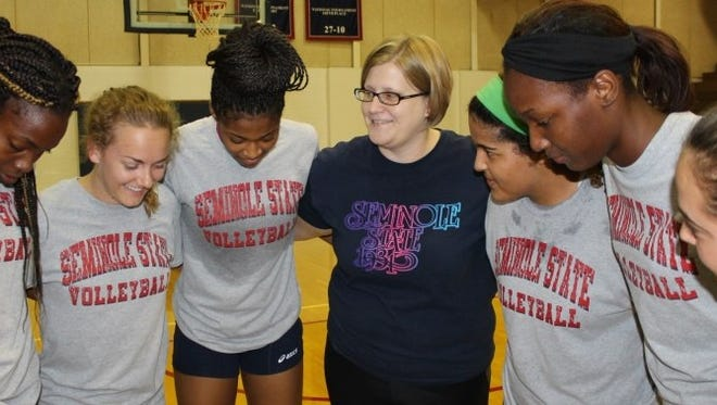 Rima most recently served as the head coach of Seminole State College in Oklahoma.