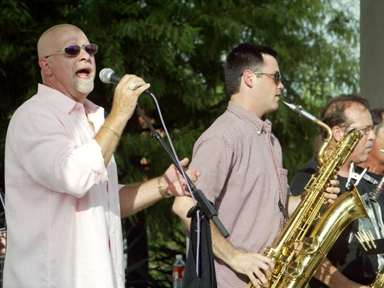 Gregg Martinez and the Delta Kings.