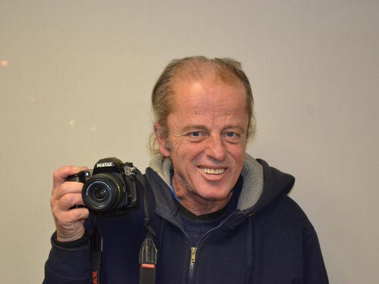 Paul Carpenter is a self-taught photographer who spends much of his free time capturing scenes unique to the Port Clinton area, including fog-shrouded photos of the Marblehead Lighthouse and action shots of seagulls playing chicken with Lake Erie waves.