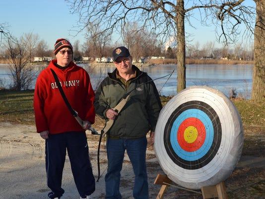 2 archers