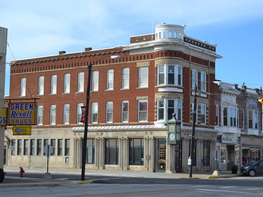 This building, which now houses the Kroeger & Peters law office on the corner of 2nd and Madison Streets, was once the First National Bank of Port Clinton. Fred Schwan's collection of national paper money includes some of the county's earliest bank notes from that bank.