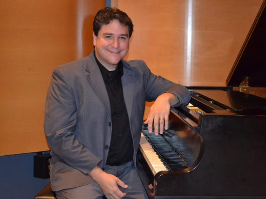 Conductor Michael Shirtz chose the hymns for the Oct. 29 program.
