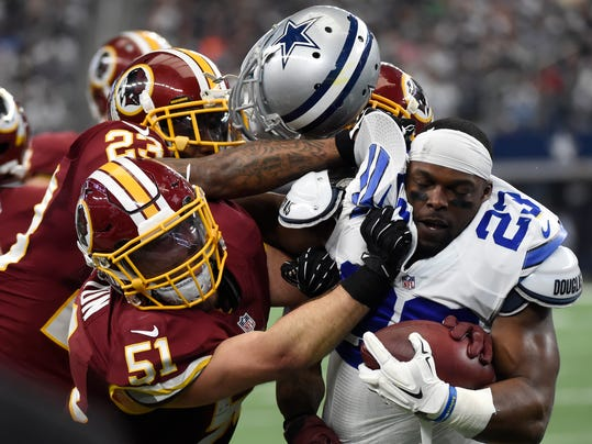 Cowboys finish 4-12, worst season since Jones' 1st as owner