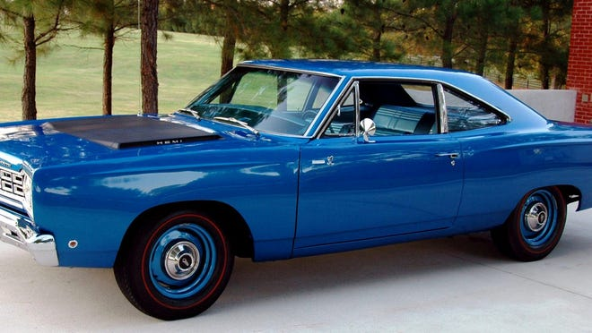 The 1968 Hemi Road Runner was the muscle car surprise of the year. The Hemi was a $714 option in 1968 while a 383-V8 was standard with a base price of $2,896.