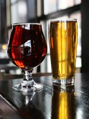 The Zoe Belgian dubbel and the Kšld One German style