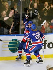 Brian Gionta's breakaway goal on Feb. 2, 2018 while playing on a one-day contract with his hometown Rochester Americans was one of the great moments in city sports history.