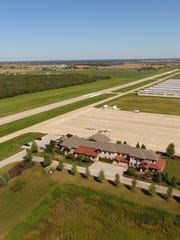 South Suburban Airport, if built, would be located at Bult Field in Peotone, Illinois.