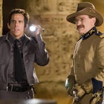 """Ben Stiller and Robin Williams star in """"Night at the Museum: Secret of the Tomb."""""""