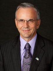 Karger Marathon County Administrator Brad Karger.