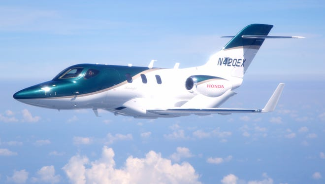 The first production HondaJet achieved its first flight on June 27, 2014. The milestone marks a step toward aircraft certification and entry into service in 2015.