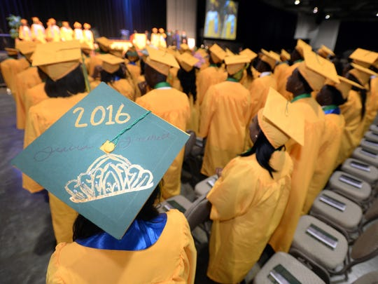 The Green Oaks Performing Arts Academy 2016 Commencement
