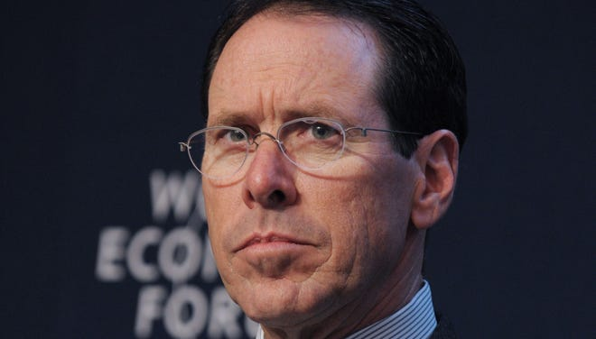 AT&T CEO Randall Stephenson.