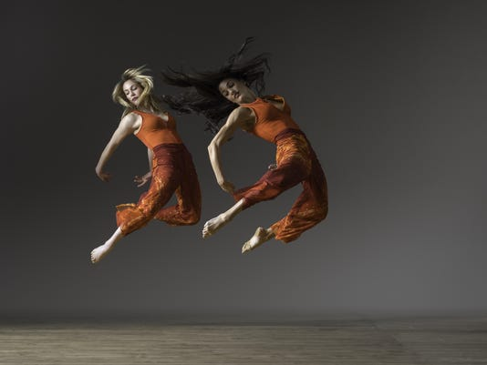 Parsons Dance Photo by Lois Greenfield 4