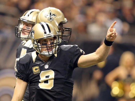 NFL: Jacksonville Jaguars at New Orleans Saints