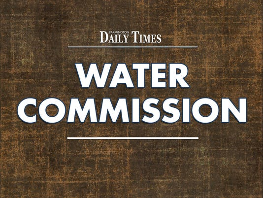 FMN Stock Image Water Commission