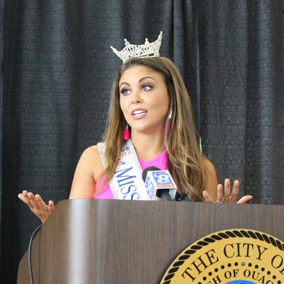 Miss Louisiana pageant week starts in Monroe