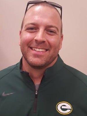 Eric Folmar named head football coach and baseball coach at Edgewood